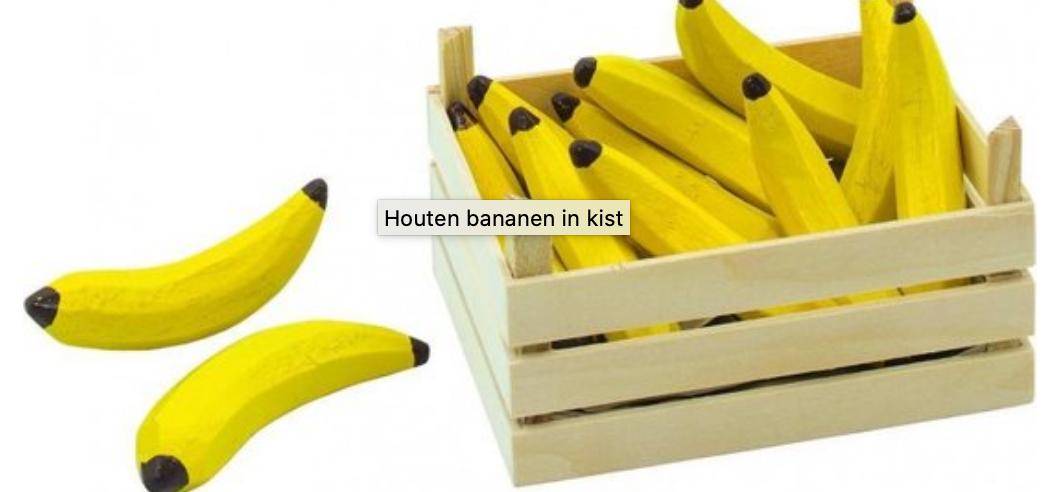 Motie van vertrouwen (ook wel 'motie Bananen').